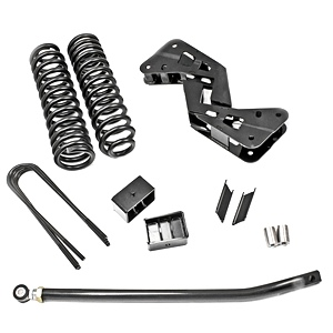 2007 Ford F350 Lift Kits